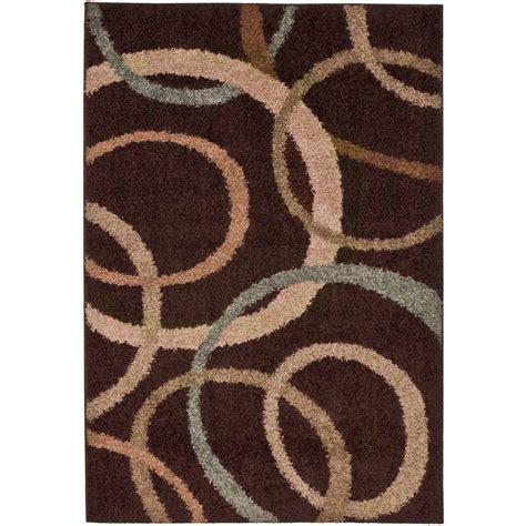 homes  gardens pennylane soft shag rug walmart