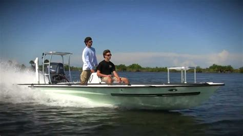 hell s bay boatworks for sale hell s bay boatworks guide 18 demo youtube