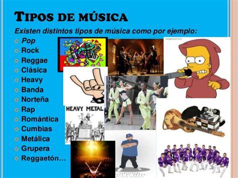 imagenes figurativas elaboradas en los distintos estilos los tipos de musica
