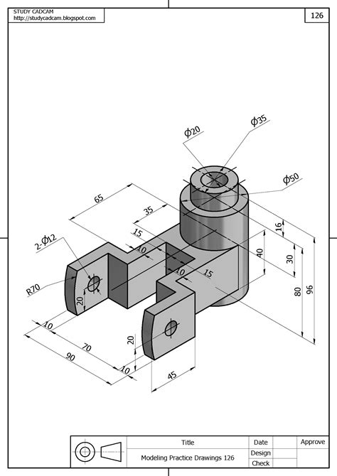 pin   drawing mechanical engineering design drawings geometric drawing
