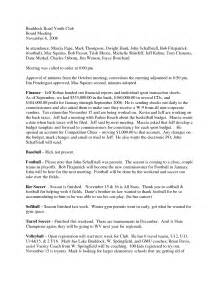 corporation annual meeting minutes template best photos of doc of corporate minutes exles annual