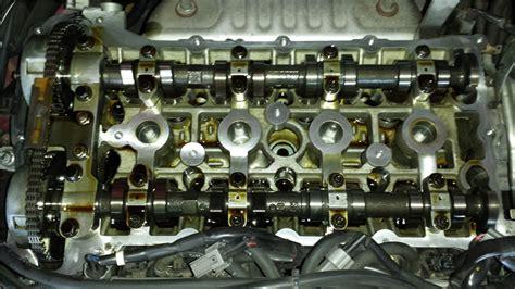 Engine Der Rsc Pajero motor tutorial step by step steuerkette auf verschlei 223 pr 252 fen auch f 252 r ventilspiel pr 252 fen