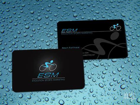 sport business cards business cards designstudiomv