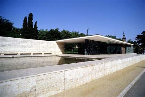 pavillon barcelona les 25 meilleures id 233 es de la cat 233 gorie barcelona pavillon