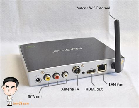 Jual Tv Box Android Surabaya android tv box terbaik built in miracast dan tv digital