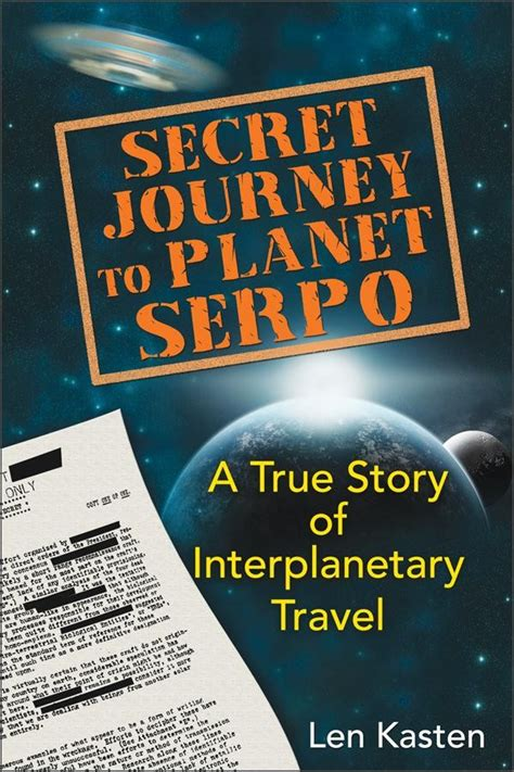 secret journey secret journey to planet serpo