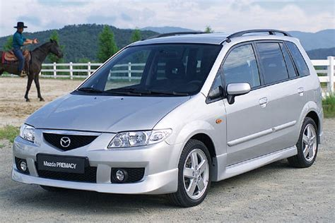 mazda premacy 2 0 sportive photos and comments www picautos com mazda premacy 2 0 sportive photos and comments www