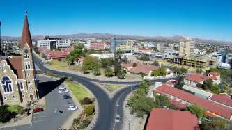 The City Of Windhoek The City Of Many Faces Cgtn Africa