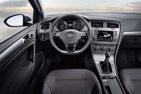 Mk7 Golf R Interior by 2014 Volkswagen Mk7 Golf Bluemotion Interior Eurocar News