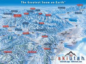 Utah Ski Resorts Map by 1000 Images About Snow Skiing On Pinterest Resorts
