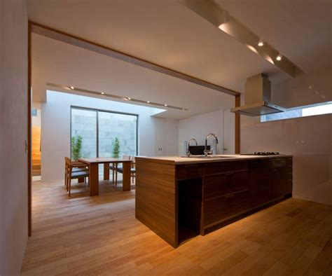 japanese minimalist design minimalist japanese residence blends privacy with an airy