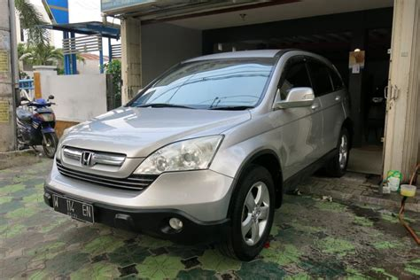 Honda Crv 2007 2 4 Matic cr v honda crv 2 0 manual 2007 mobilbekas