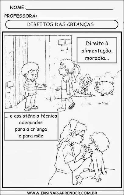 DECLARAÇÃO UNIVERSAL DOS DIREITOS DA CRIANÇA ILUSTRADA
