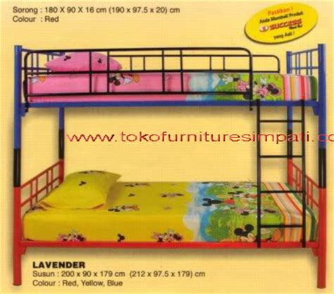Mbb 99 Expo Ranjang Susun Tingkat Besi ranjang besi susun tingkat bunk bed harga termurah h