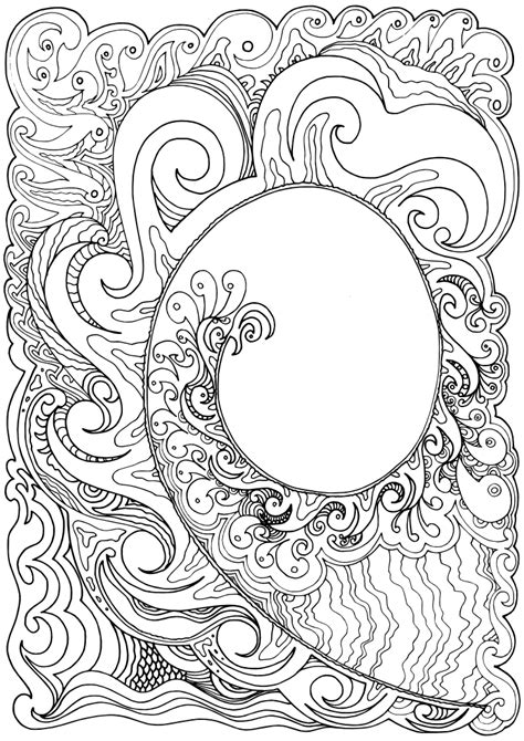 coloring pages for adults therapy free coloring pages