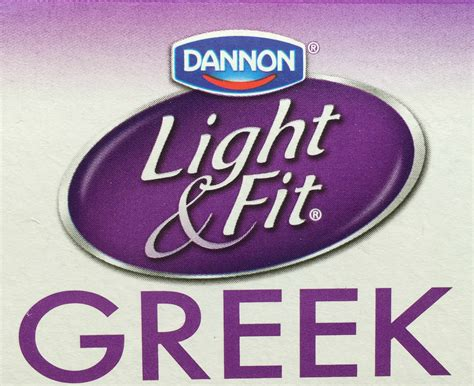 dannon light fit greek yogurt dannon 174 light fit 174