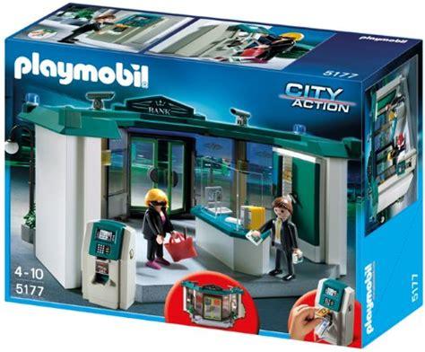 caja fuerte en banco playmobil banco con caja fuerte quejugueteregalo es