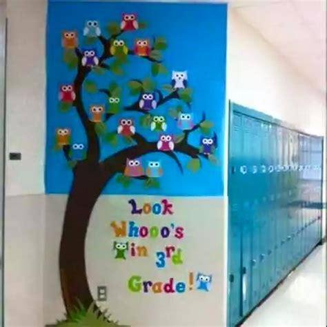desain dekorasi ruang kelas menarik  membangkitkan