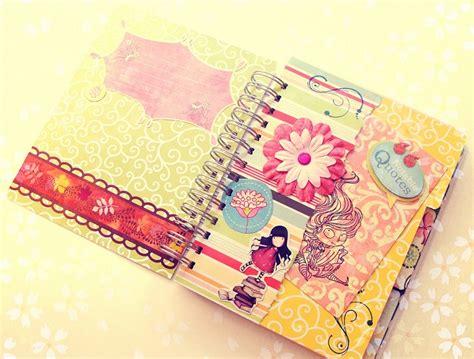 agenda paso a paso c 243 mo hacer una agenda scrapbook paso a paso libretas