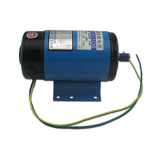 Js Magnetic Power 100ml js zyt20 dc permanent magnet motor power 1800 rpm and high