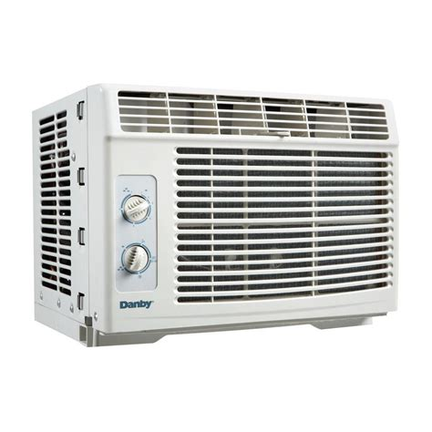 danby 5 000 btu window air conditioner dac050mub1gdb the