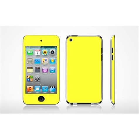 Ipod Touch 4 Color Series Skins Wraps For Ipod 4