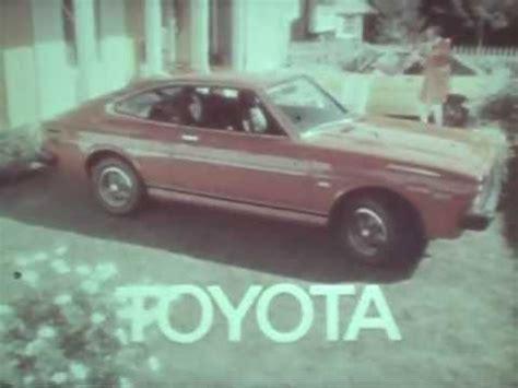 76 Toyota Corolla Sr5 76 Toyota Celica Liftback And Corolla Sr5 Liftback