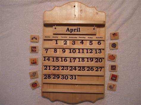 woodworking calendar wooden perpetual calendar new calendar template site