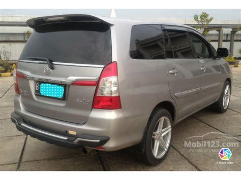 Innova Diesel G Luxury Manual 2008 jual mobil toyota kijang innova 2015 g 2 5 di dki jakarta