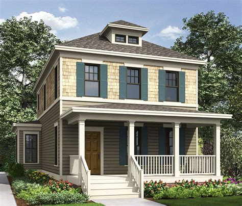houses and house plans historical foursquare house plan 31512gf architectural designs house plans