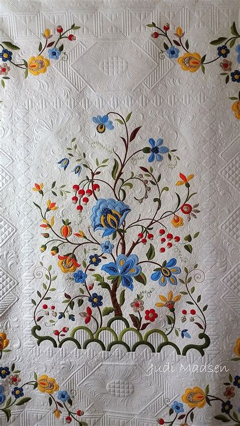 Judi Madsen Quilts by Source Judi Madsen Green Quilts Free Motion