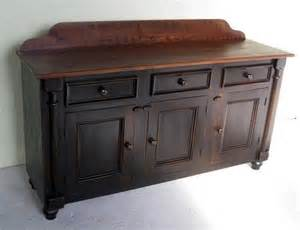 Dark Sideboard Furniture Farmhouse Sideboard Buffets