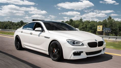 Bmw 650i Gran Coupe by Fabworx Custom Exhaust 2013 Bmw 650i F06 Gran Coupe