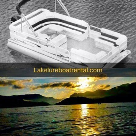 lake lure nc boat rentals lakelureboatrental daily weekend weekly 24ft
