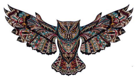 owl tattoo png owl metallizer art 183 free image on pixabay
