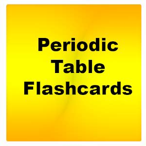 periodic table playing cards printable periodic table flashcards android apps on google play