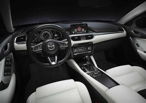 Interior Style by 2018 Mazda 6 Release Date Review And Possible Mazdaspeed