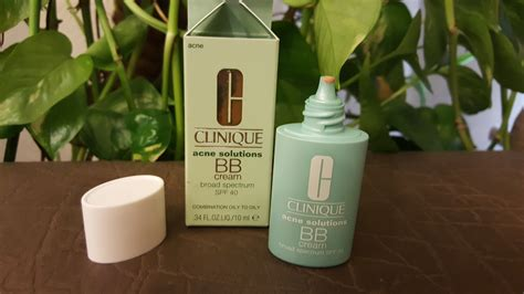 Clinique Acne Solutions Bb clinique acne solution bb light medium