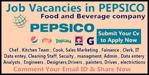 In Qatar For Mba Marketing Freshers by Vacancies In Pepsico 2018 Listentojobs