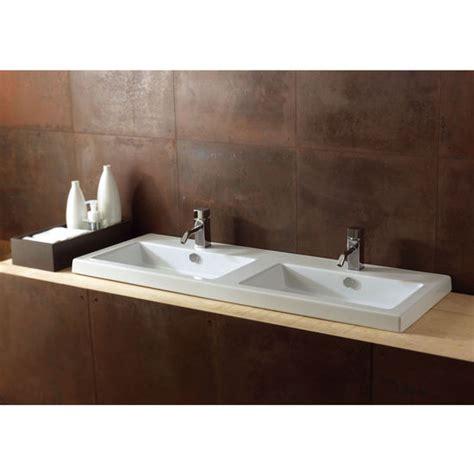 built in bathroom sink nameeks built in or wall mounted ceramic double washbasin