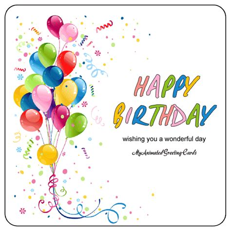 Happy Birthday Wish You A Wonderful Day Happy Birthday Dad Cards Black Models Picture