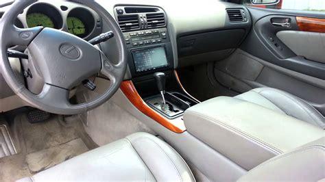 security system 2001 lexus es interior lighting 1998 lexus gs400 interior for sale youtube