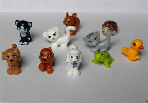 lego friends puppy lego friends pets parts lot poodle 41021 puppy vet bird cat turtle hedgehog ebay