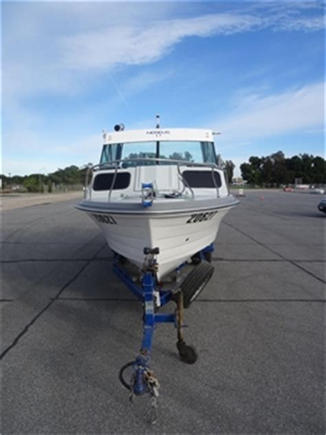 nereus boats for sale australia fibreglass boat nereus 20ft location seaton sa