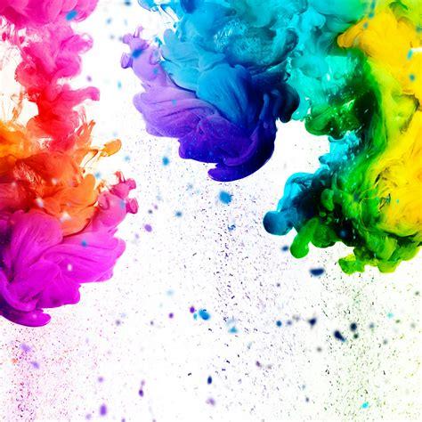 wallpaper abstract qhd a colorful splash abstract qhd wallpaper 2 2560x2560
