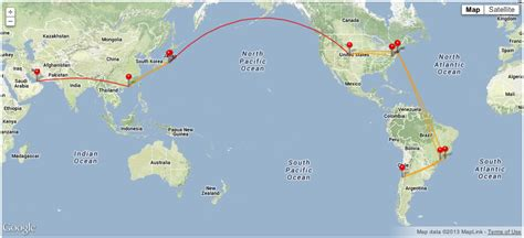 seattle to japan map dc to dubai and tokyo via santiago introduction
