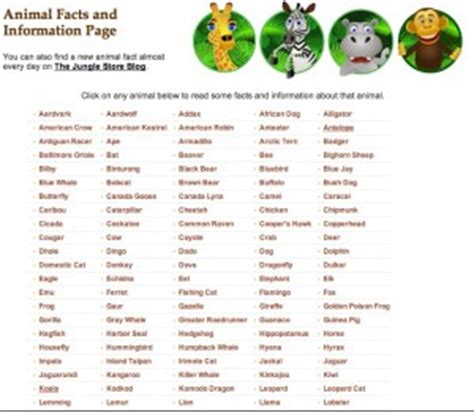 printable animal fun facts free printables zoo animals are here happy and blessed home
