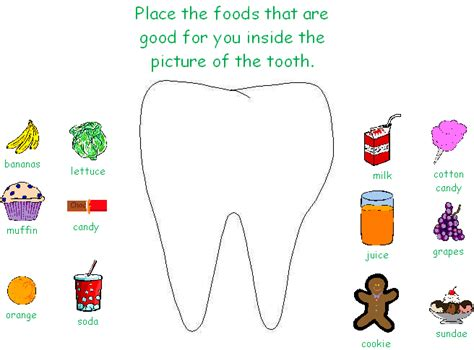 Dental Worksheets For by Dental Health Problems In Children And Their Solutions