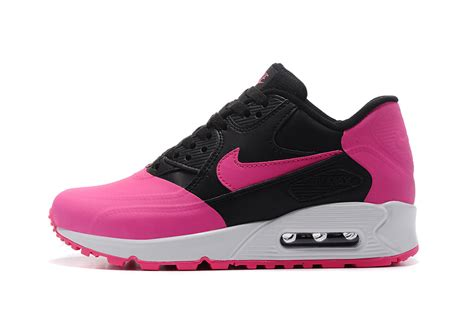 Sepatu Nike Air One Black Pink Womens Style Sporty Trendy air max 90 premium black pink nike air 90