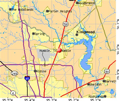 map humble texas opiniones de humble texas